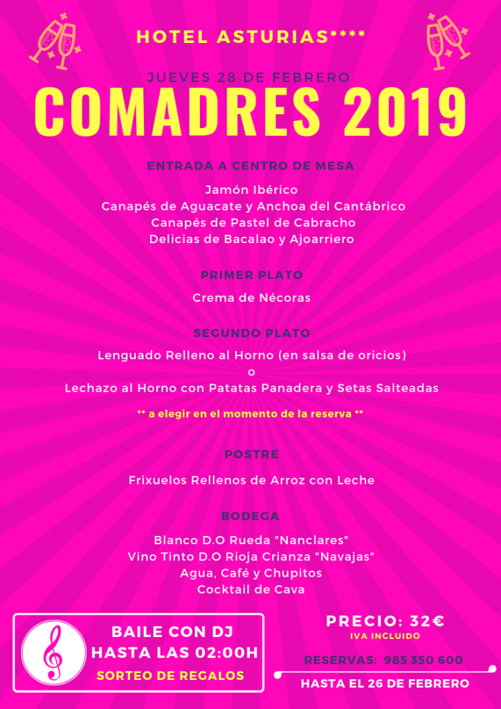 Comadres 2019